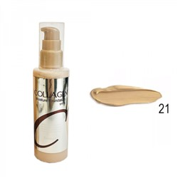 Тональный крем Enough Collagen Moisture Foundation SPF15 (золотой) № 21 100 ml