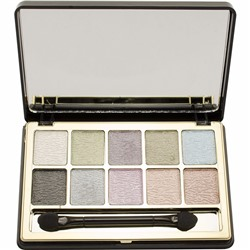 Тени для век C Les 10 Ombres Ombres A Paupies Duo Qadra Eye Shadow 74 Nymphea № 4 22 g